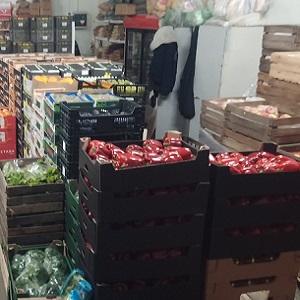 dystrybucja owoców